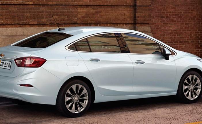 Coinauto presenta el Nuevo Chevrolet Cruze