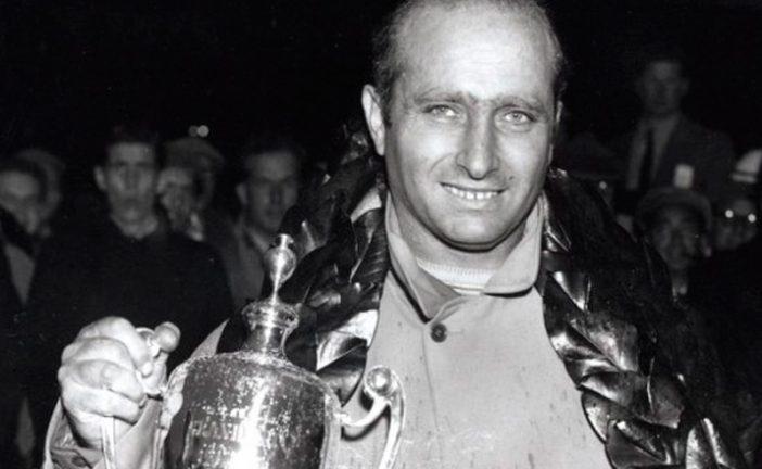 24 de junio de 1911, nacía Juan Manuel Fangio