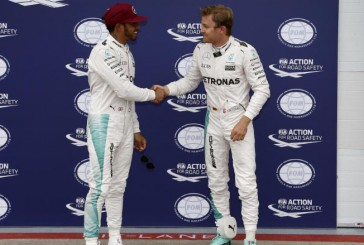 Fórmula 1: Hamilton logró su 5ª pole en Canadá