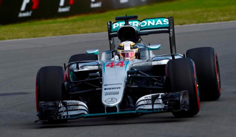 Fórmula 1: Monólogo de Hamilton en Canadá