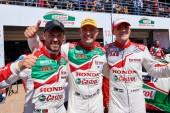 WTCC: Honda marcó el rumbo en Moscú