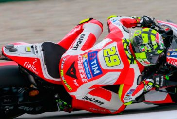 MotoGP: Iannone marca el ritmo en la FP1 de MotoGP