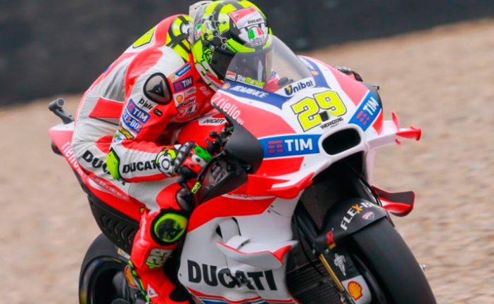 MotoGP: Iannone vuelve a imponerse en la FP2