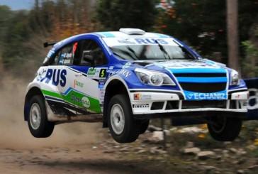"Rally Argentino: Ligato quiere adueñarse del ""Rally del Poncho"""