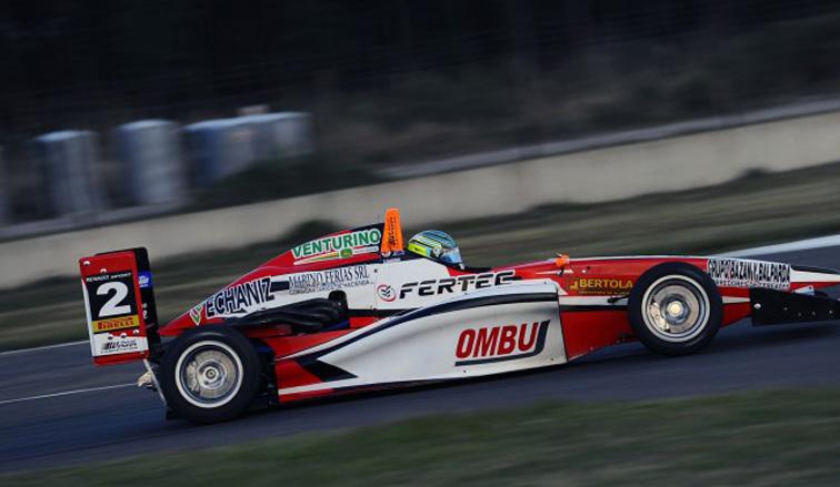 FRA 2.0: El más rápido fue Marino
