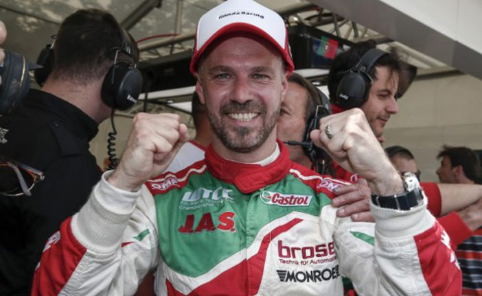 WTCC: Monteiro aprovechó la localía