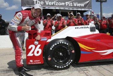 Indy Car: Primera pole position de Carlos Muñoz