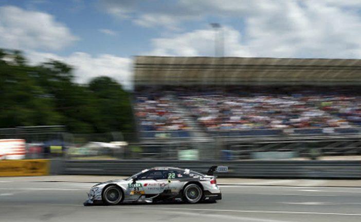 DTM: Müller se quedó con la segunda carrera