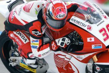 MotoGP: Bagnaia gana en Moto3 y Nakagami en Moto2