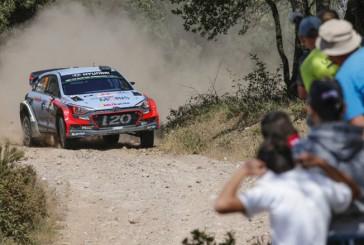 WRC: Latvala recorta distancias con el líder Neuville