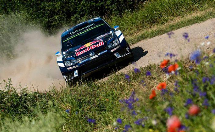 WRC: Ogier, el más rápido en el Shakedown de Polonia