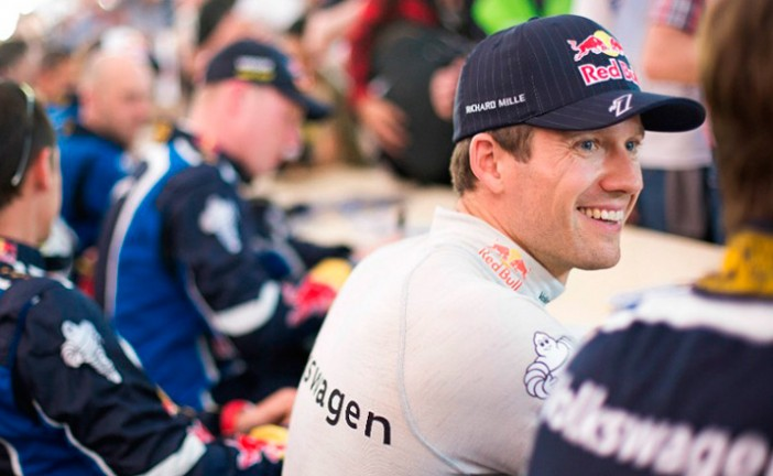 WRC: Ogier el más rápido en el Shakedown de Cerdeña