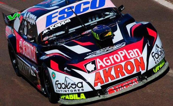 TC: Ortelli logró la pole provisoria