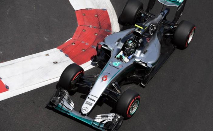 Fórmula 1: Rosberg logra la Pole en el GP de Europa