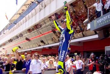 MotoGP: Rossi vence en Cataluña, tras un duelo épico con Márquez