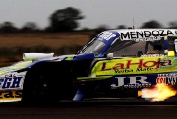 TCP: Santero ganó la 2ª serie (la más rápida) y Bruno la 1ª