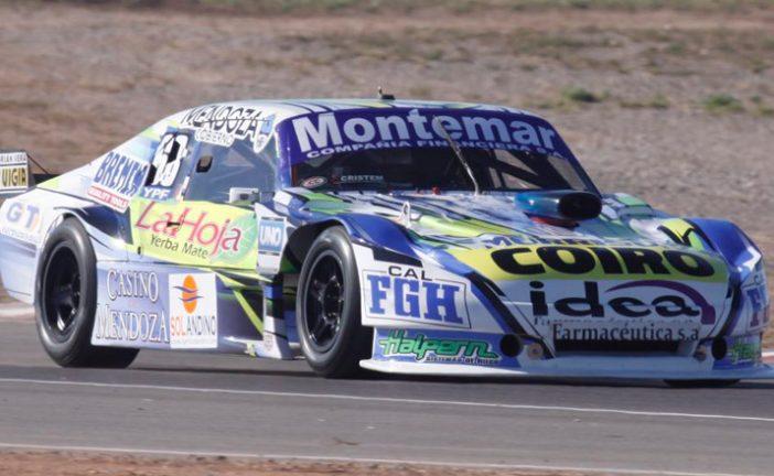 TCP: Santero fue el más rápido en la 1ª clasificación