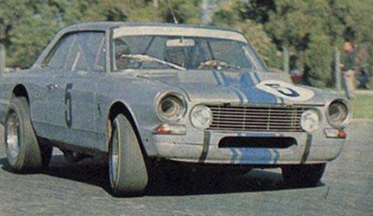 4 de junio de 1967, ganaba la GTC de Berta con los Torinos