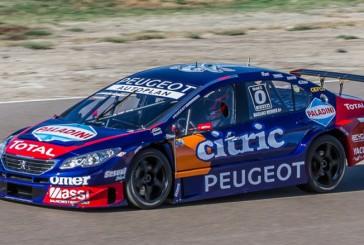 STC2000: Pole position de Werner en Termas