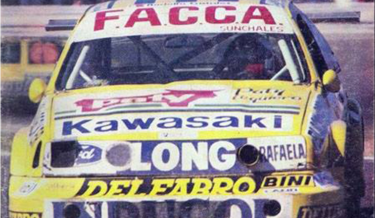 30 de junio de 1991, René Zanatta ganaba en Tucumán