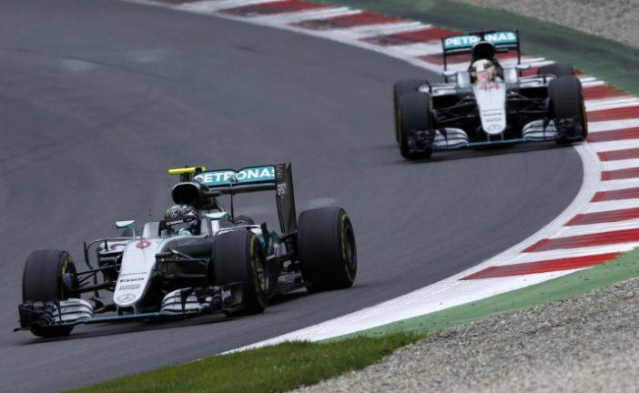 Fórmula 1: Hamilton da un golpe al mundial con un nuevo podio