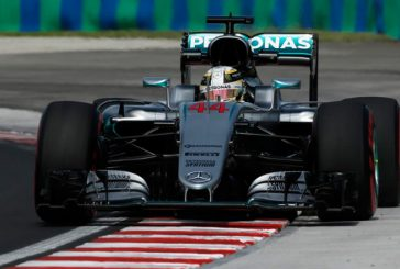 Fórmula 1: Hamilton renueva su liderato en los Libres 1 del GP Hungría