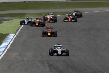 Fórmula 1: Hamilton se da un paseo por Hockenheim