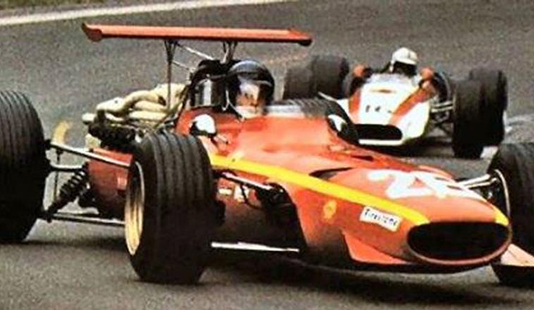 07 de julio de 1968, Jacky Ickx lograba su primer triunfo