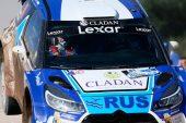 WRC: Ligato abandonó en Finlandia