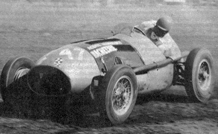 23 de Julio de 1961, Carlos Walter Loeffel sufría un terrible accidente