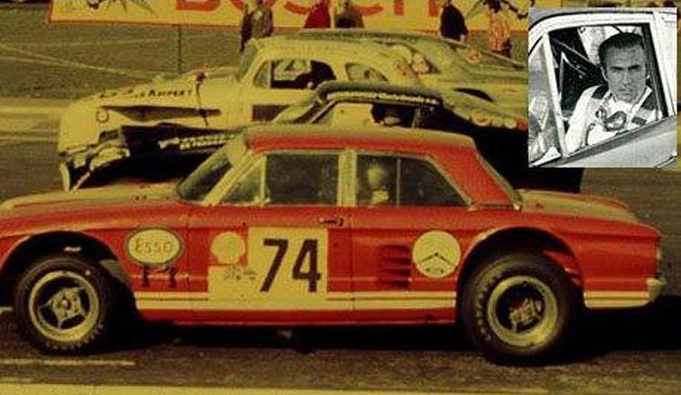 """28 de julio de 1968, Bordeau ganaba y el """"Lole"""" Reutemann debutaba con el Falcon Angostado"""