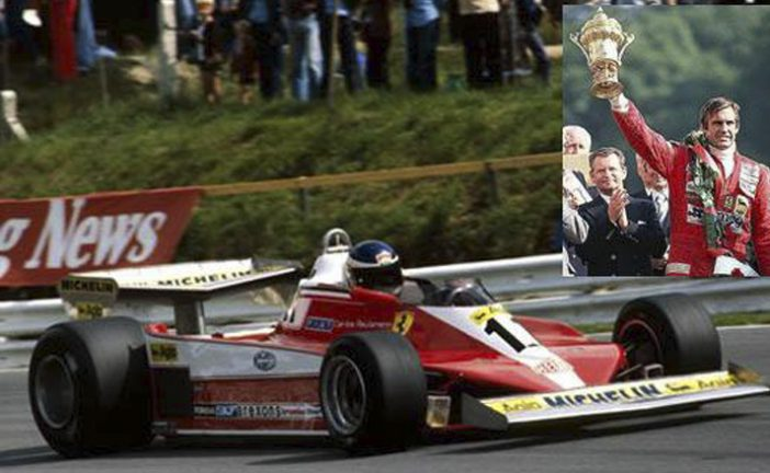 "16 de julio de 1978, ""Lole"" Reutemann ganaba en Brands Hatch"