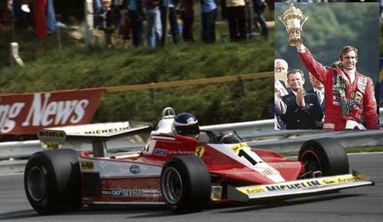 16 de julio de 1978, «Lole» Reutemann ganaba en Brands Hatch