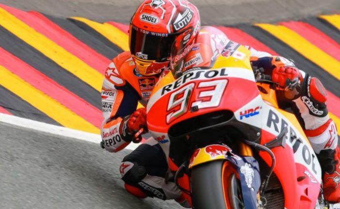 Moto GP: Márquez impone su ritmo en la FP3