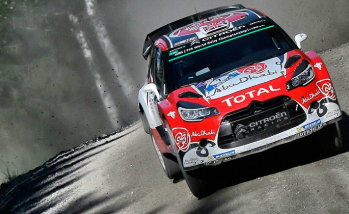 WRC: Meeke es líder tras los problemas de Tanak