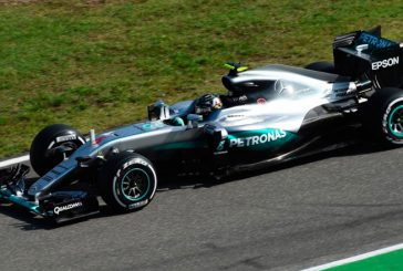 Fórmula 1: Mercedes marca el ritmo en los Libres 1