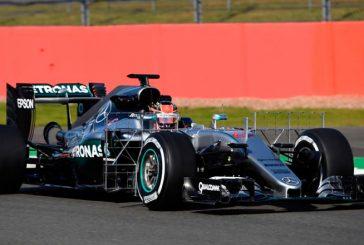Fórmula 1: Mercedes se pone firme en la sesión matinal del día 2 de test