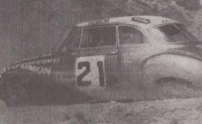 """28 de julio de 1963, ganaba Rolo de Alzaga, """"El Señor de la Montaña»"""