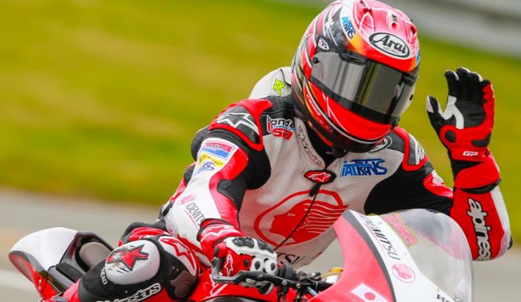 MotoGP: en Moto 2, la pole fué para Nakagami