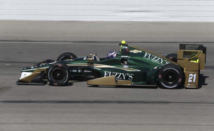 Indy Car: Newgarden fue aplastante en Iowa