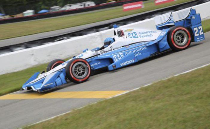 Indy Car: Simon Pagenaud volvió al triunfo