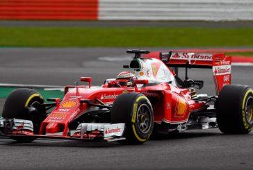 Fórmula 1: Raikkonen cerró los test bien arriba en la sesión vespertina