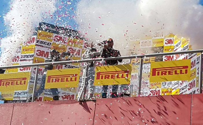 TRV6: Risatti logró el triunfo en el día del Bicentenario
