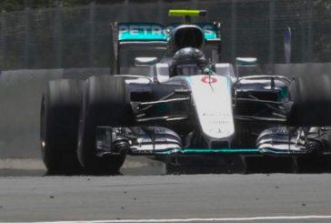 Fórmula 1: Rosberg bate el récord de pista en los Libres 1 de Austria