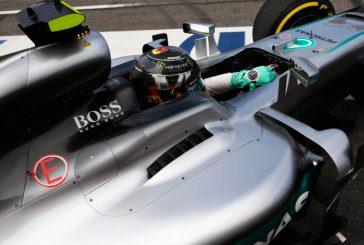 Fórmula 1: Rosberg reafirma su liderato en los Libres 2 de Hockenheim