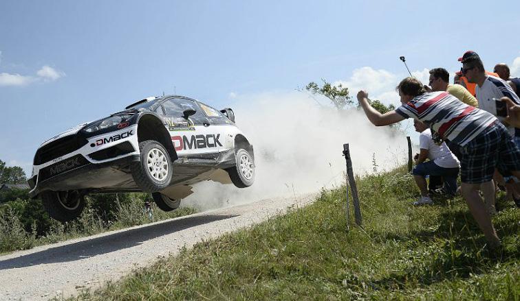 WRC: Tanak muy cerca de lograr su primera victoria