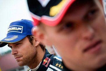 WRC: Tanak y Mikkelsen colíderes en Finlandia