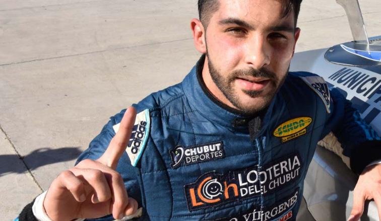 TR Series: Lucas Valle el más rápido en Termas