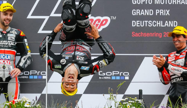 MotoGP: Victoria de Zarco por milésimas en Moto2