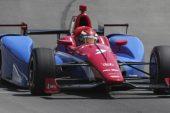Indy Car: Aleshin logra la primer pole